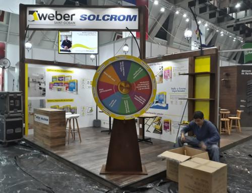 WEBER – SOLCROM – EXPO FERRETERA 2018