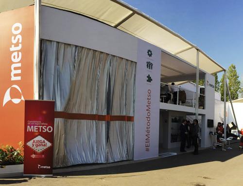 METSO – EXPOMIN 2016